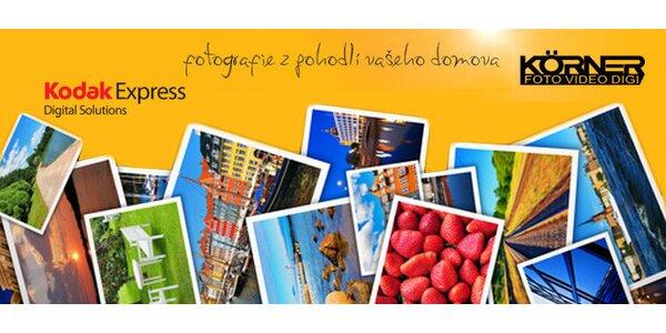 Profesionální VELKOFORMÁTOVÁ fotografie 40x60