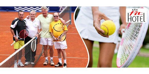 4denní tenisová akademie v Přerově