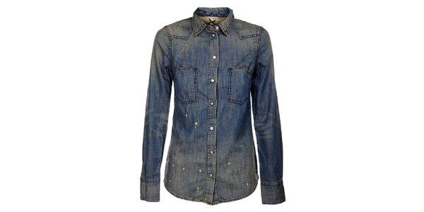 Dámská džínová košile Tommy Hilfiger