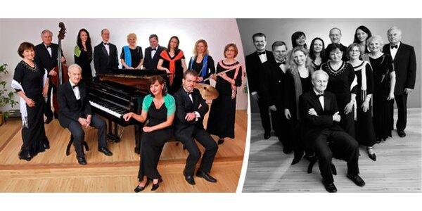 Vstupenky na koncert LINHA SINGERS 50 let