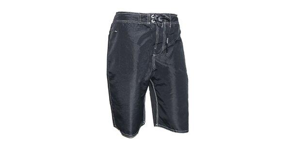 Pánské antracitové plavky Exe Jeans