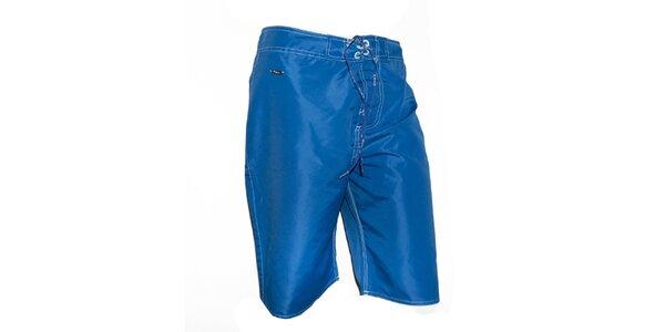 Pánské sytě modré plavky Exe Jeans