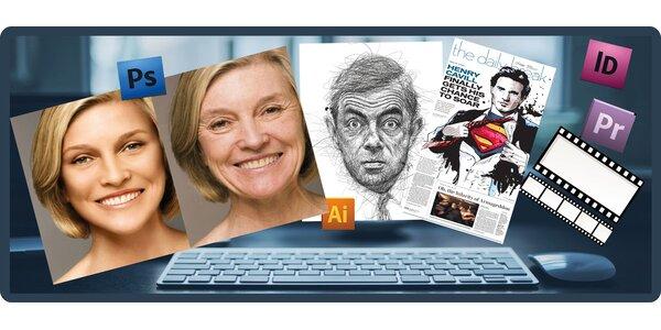 Kreativní kurzy Adobe