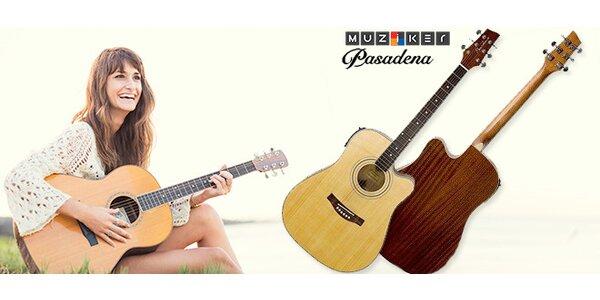 Elektroakustická kytara Pasadena