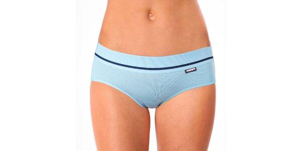 Dámské světle modré kalhotky Mosmann