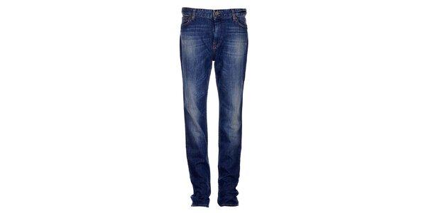 Tmavě modré džíny Tommy Hilfiger