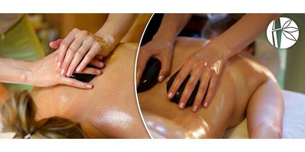 Hladivá masáž Lomi Lomi pro celé tělo (60–90 minut)