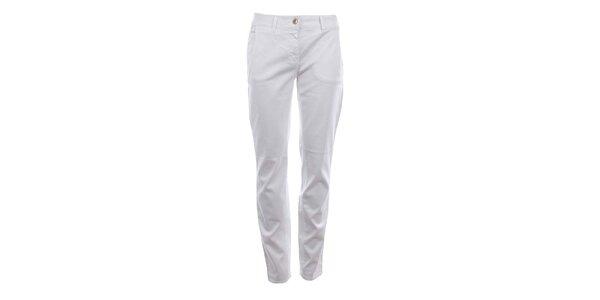 Dámské bílé chino kalhoty MET