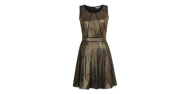 Dámské metalické šaty Yumi