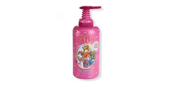 Filly Koupelový & sprchový gel 1L