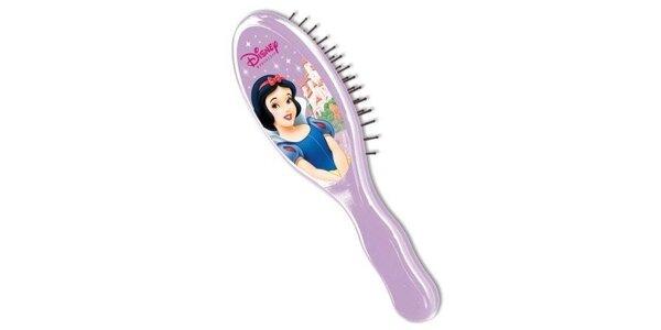 Disney Princezny- Sněhurka kartáč na vlasy speciálně v dětské velikosti