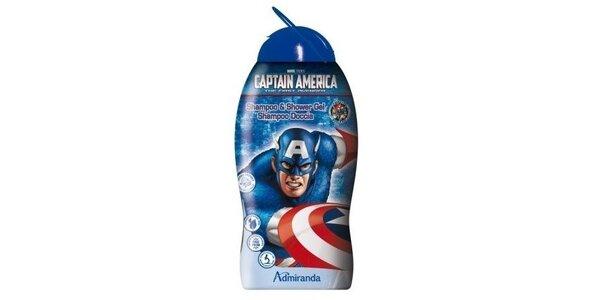 Captain America šampon&sprchový gel 300 ml