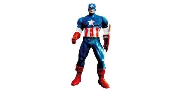 Captain America 3D koupelový & sprchový gel 200 ml