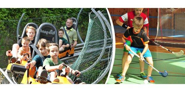 Letní florbalové tábory v Trutnově - 4 termíny