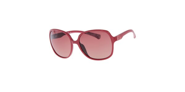Dámské červené sluneční brýle Calvin Klein Jeans