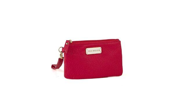 Dámské růžová peněženka Steve Madden