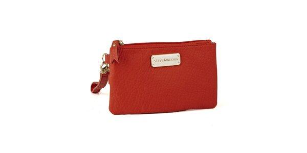 Dámské oranžová peněženka Steve Madden
