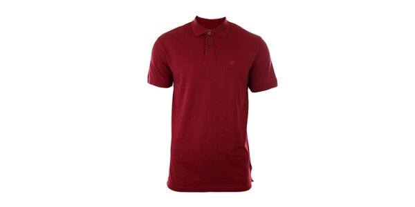 Pánské rudé polo triko Pietro Filipi