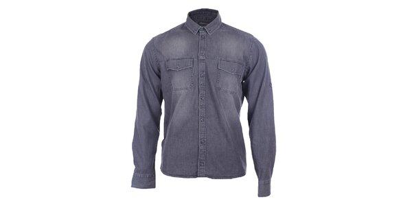 Pánská džínová košile Pietro Filipi