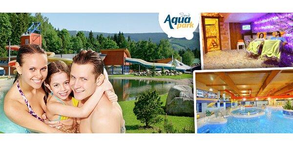 3–8 dní radovánek v hotelu AQUA Park ve Špindlu