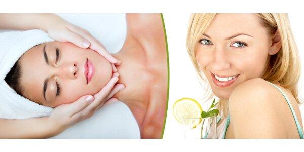 Kosmetické ošetření pleti v Image atelieru