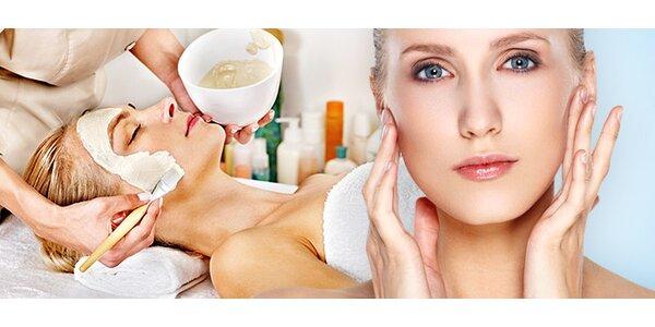90 minut omlazující kosmetiky s luxusní masáží