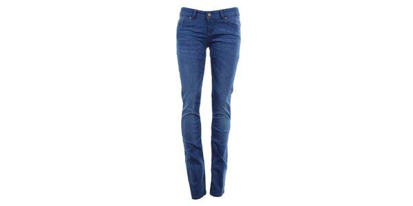 Dámské indigové úzké džíny Fuga