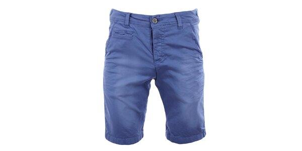 Pánské modré kraťasy Fuga
