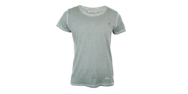 Pánské zelené tričko s krátkým rukávem Fuga