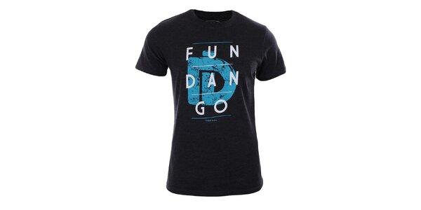 Pánské tričko s potiskem značky Fundango