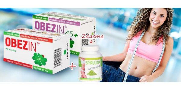 OBEZIN - pro účinné hubnutí