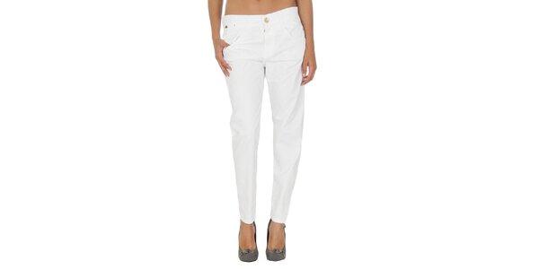 Dámské sněhobílé kalhoty Miss Sixty