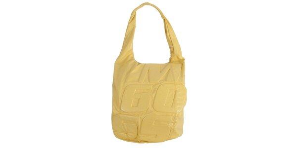 Dámská žlutá kabelka Miss Sixty