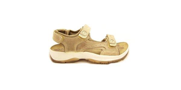 Dámské pískové trekové sandály Numero Uno