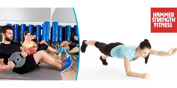 Funkční trénink na břicho a hýždě - 4 lekce