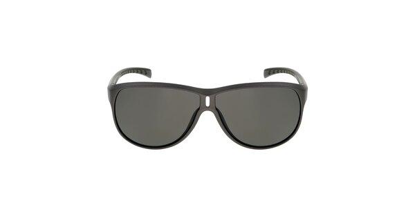 Šedé sluneční brýle s šedými skly Red Bull