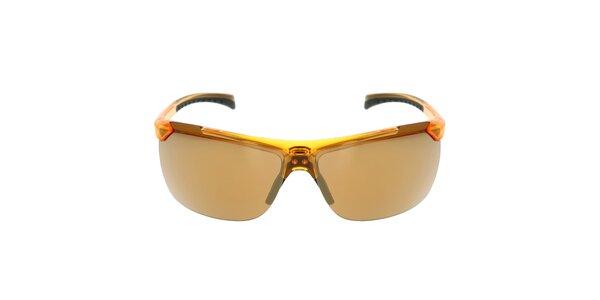 Oranžové sluneční brýle s oranžovými skly Red Bull