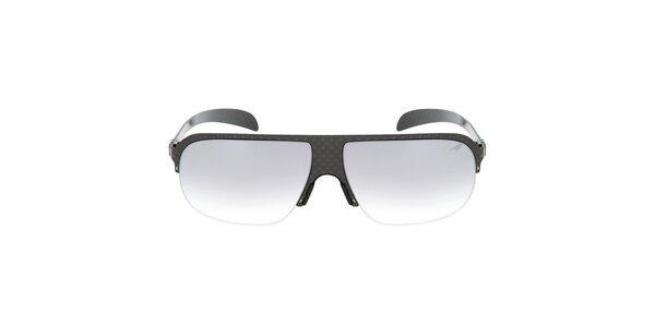 Karbonové sluneční brýle s gradientními skly Red Bull