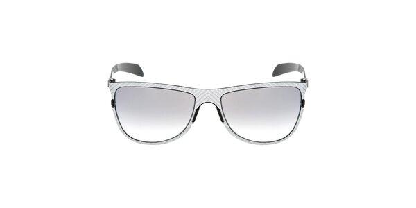 Šedé karbonové sluneční brýle Red Bull