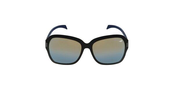 Dámské černé karbonové sluneční brýle Red Bull