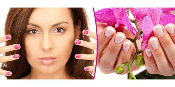Gel-lak 4v1 pro krásné přírodní nehty včetně manikúry