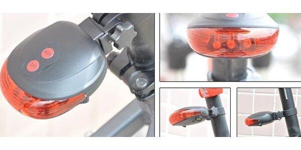 Laserové a LED světlo pro vaše kolo nebo motorku včetně dopravy