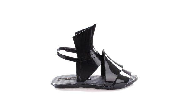 Dámské černé sandálky Melissa