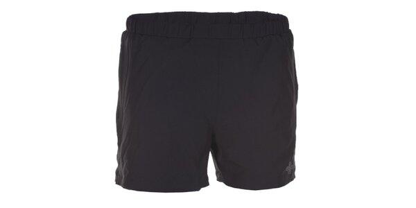 Pánské černé šortky Kilpi