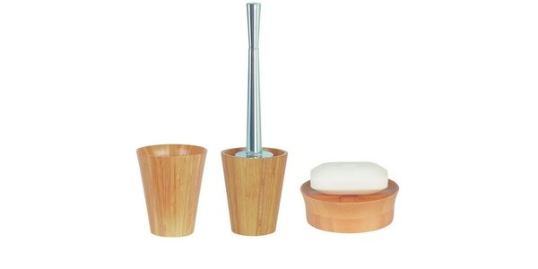 Spirella set max-light bamboo
