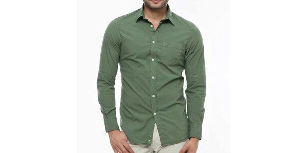 Pánská zelená košile Nautica