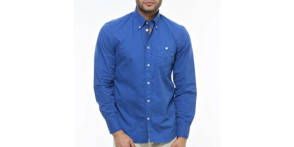 Pánská modrá košile Nautica