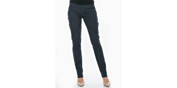 Dámské tmavě modré kalhoty Nautica