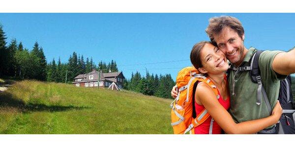 Týdenní nebo víkendový pobyt až pro 18 lidí v Krkonoších.