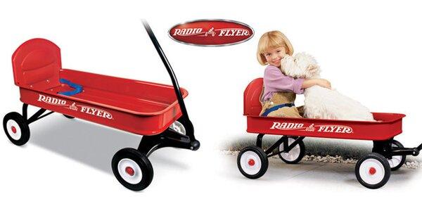 Dětský vozík Radio Flyer Classic Ranger Wagon